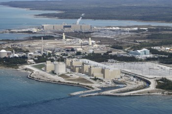 Bruce Nuclear Generating Station, Canadá
